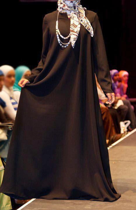 Jilbab moderne