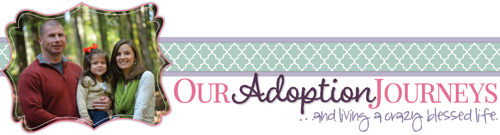 Our Adoption Journey... Life With Kate and Karsten