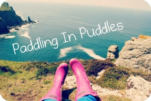 Paddling In Puddles