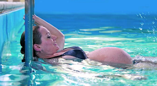 jenis olahraga untuk ibu hamil