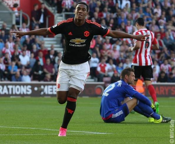 Hasil Southampton vs Manchester United 20 Sept 2015, Matchday 6!