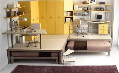 Gambar Desain Interior Kamar Tidur 07