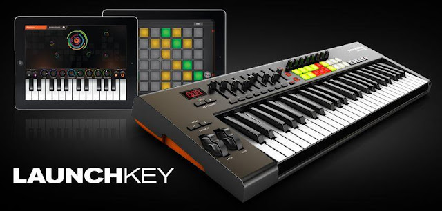 NUEVO Novation Launchkey