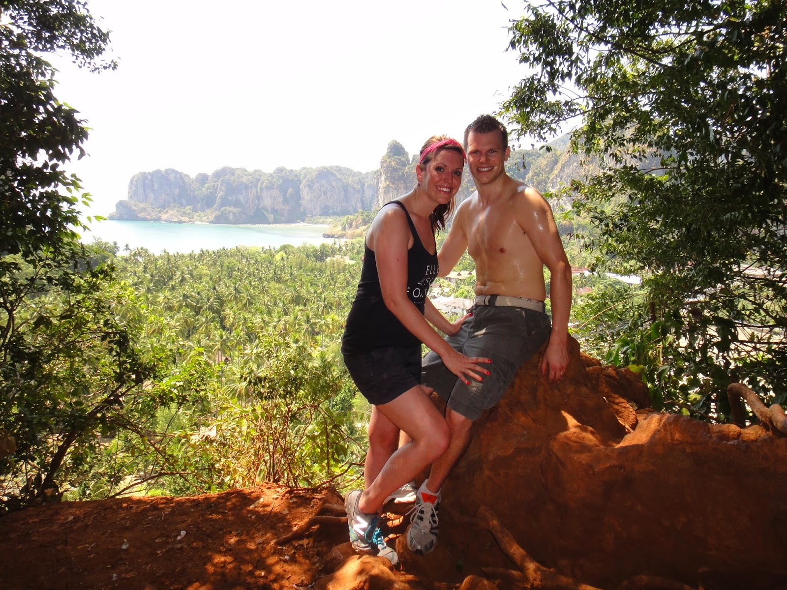 Railay Beach Lookout, Krabi
