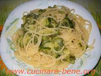 ricetta della pasta con zucchine