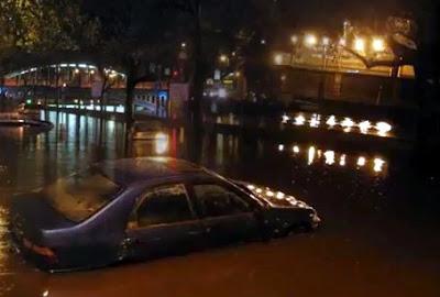ダブリン洪水