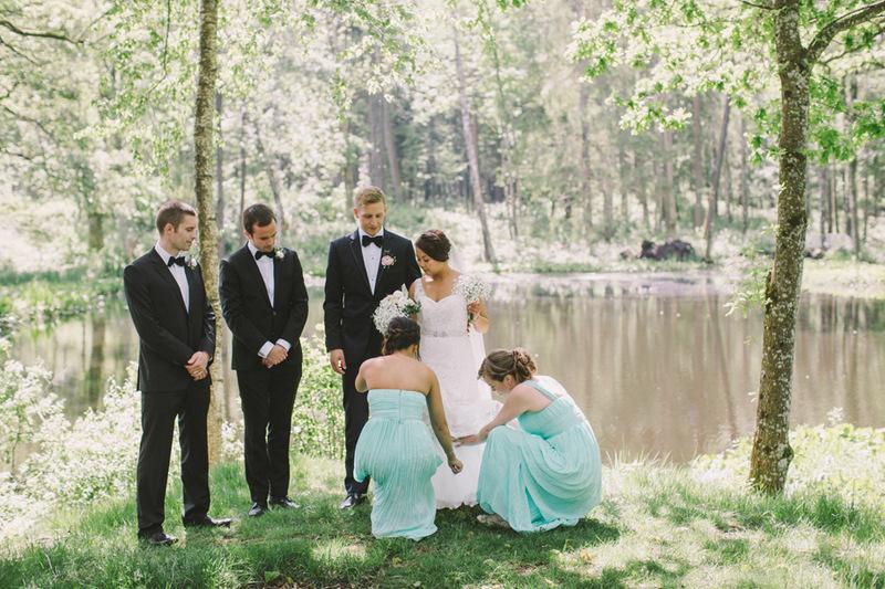 bryllup ikke bort