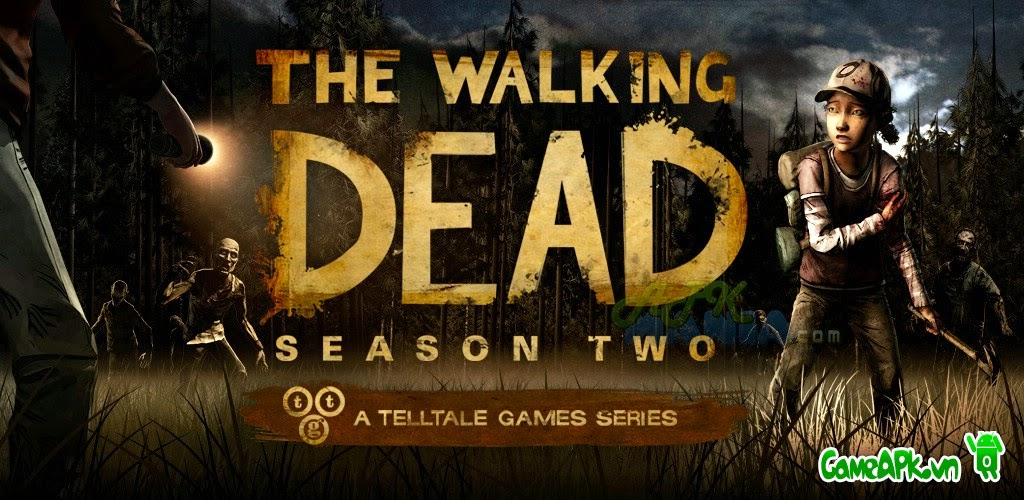 The Walking Dead: Season Two v1.16 Full cho Android