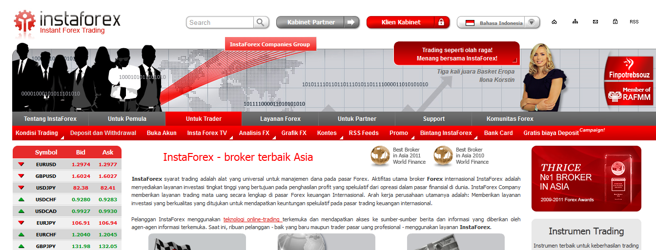 Insta forex copy trader