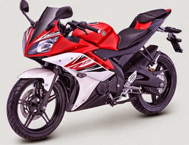 Yamaha R15 menyapa Indonesia