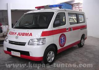 Mobil Ambulan I - [www.kupas-tuntas.com]