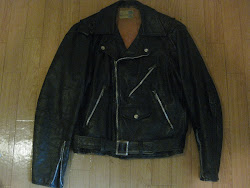 ALDENCREST W-BREST LEATHER JACKET