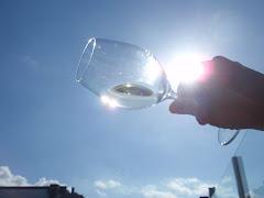 Een mooi glas....