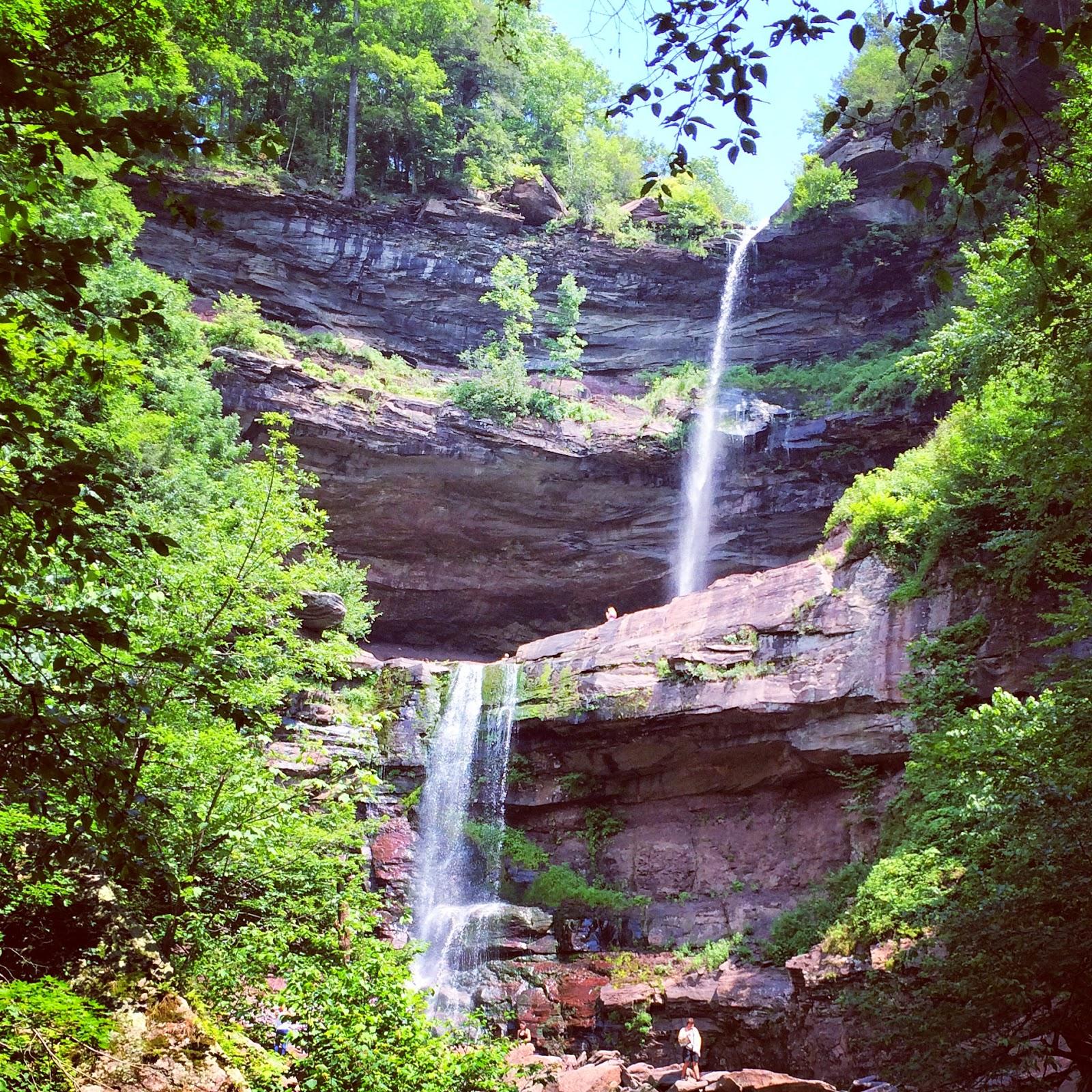 Warriors Path State Park Map: Catskill Trails, Catskill Hikes