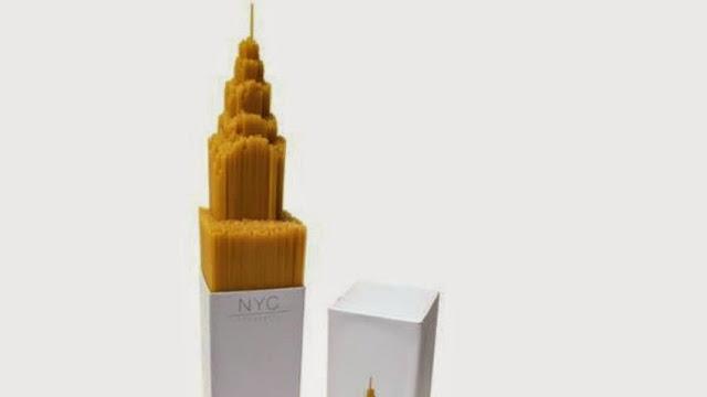 kemasan spaghetti modern