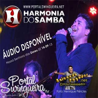 Harmonia do Samba em Nossa Senhora das Dores SE 14/09/2013