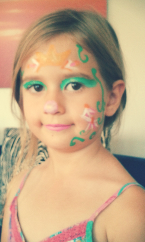 Makeup Art by Rose: Kinder Schminken & Halloween Gesichter