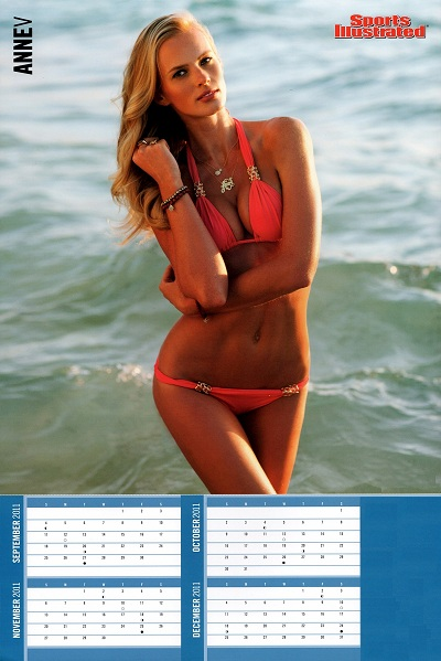 2018 Sports Illustrated swimsuit calendar