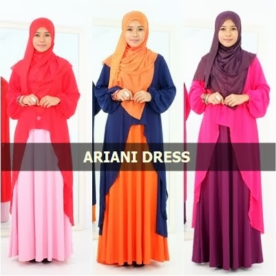 ARIANI DRESS | RM86WM / RM90EM
