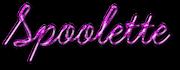 I'm a Spoolette