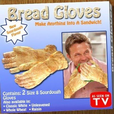 2 size 8 sourdough bread gloves?