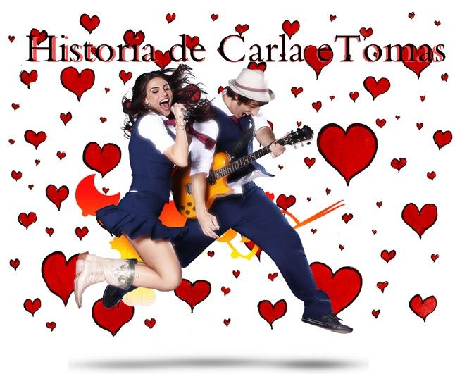 História de Carla e Tomas