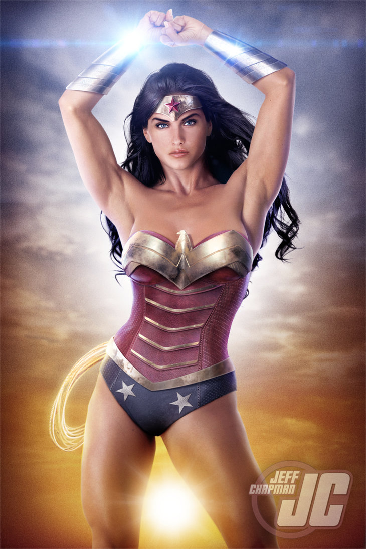 Wonder Woman Sexy Photos Collection 5