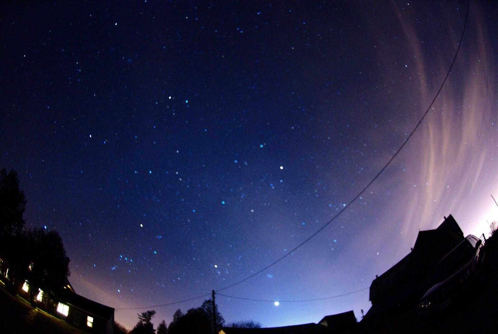 Những chòm sao mùa đông. Tác giả : Phillip Chee.