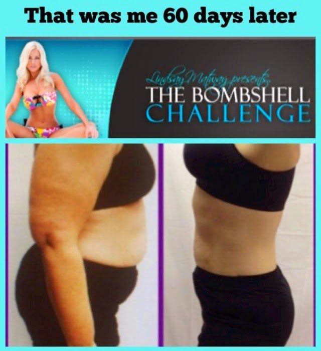 THE BOMBSHELL CHALLENGE
