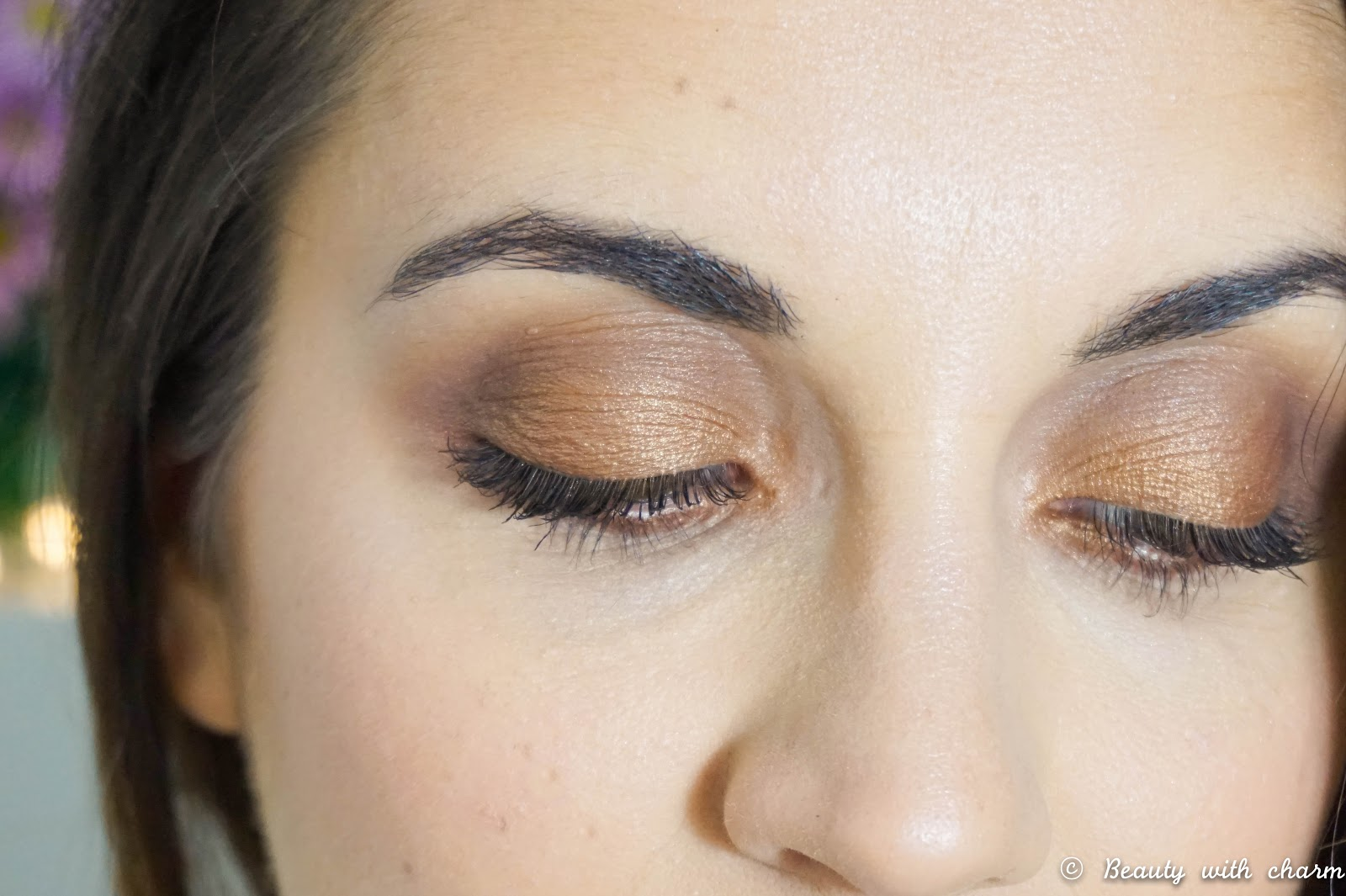 Autumn Inspired Makeup Look