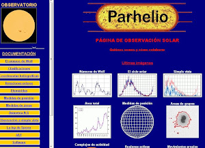 Miembro: Grupo de Observacion Solar. Parhelio.com