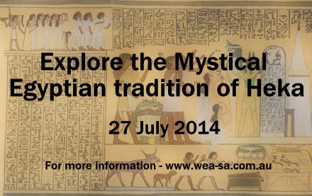 Walk like an Egyptian (27 July 2014)