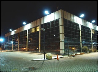 LED Car Park Lighting - Gemma Lighting: 0844 8565 201