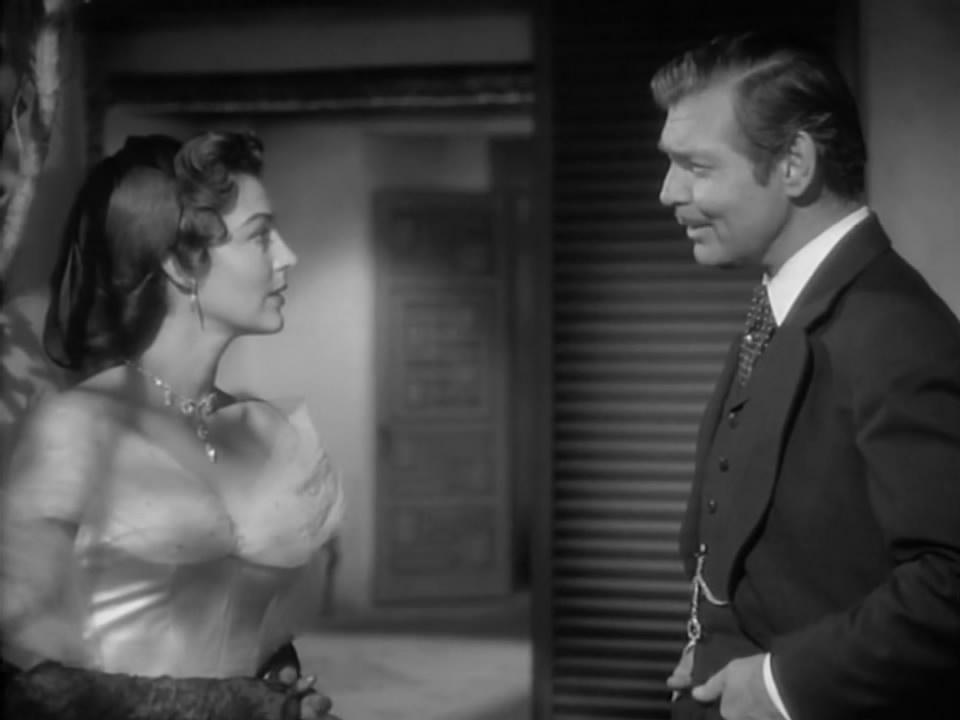 Lone Star (1952) Clark Gable, Ava Gardner (HD)