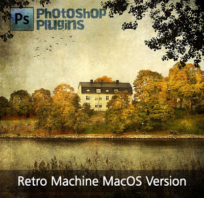 Retro Machine For Photoshop Volumes I-IV (Mac OSX)[hot]