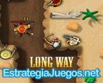 juego de estrategia Long Way