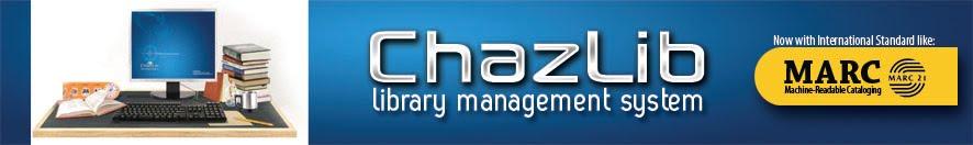 chazlib library management system