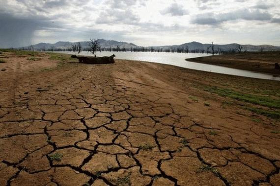 Kemilau Emas, Dibalik Surutnya Sungai Eufrat