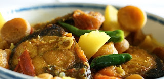 traditional fish curry