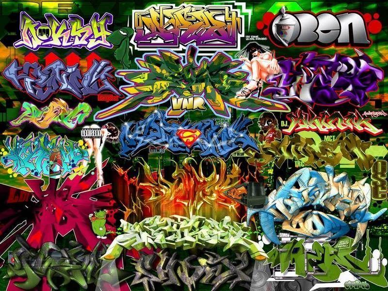Cool Graffiti Wallpaper Best
