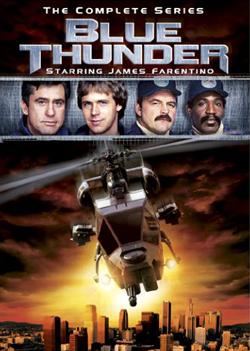 Tia Chớp Xanh - Blue Thunder (1983) Poster