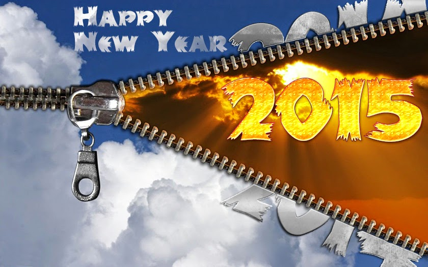 Wishing Of Happy New Year 2015 Cards