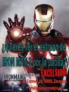 Póster latino de IRON MAN 3 iron man new poster btojapan latino cine