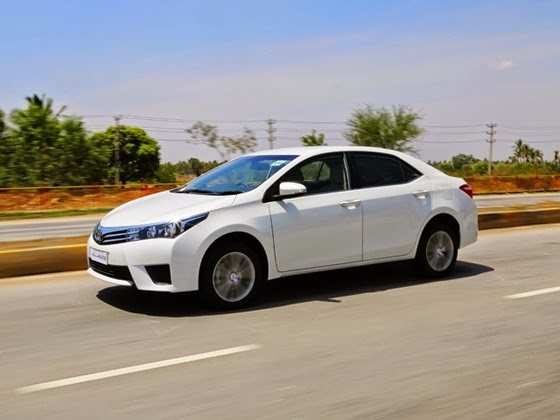 Toyota Corolla Altis 1.6 New Model 2015 Price In Pakistan With All
