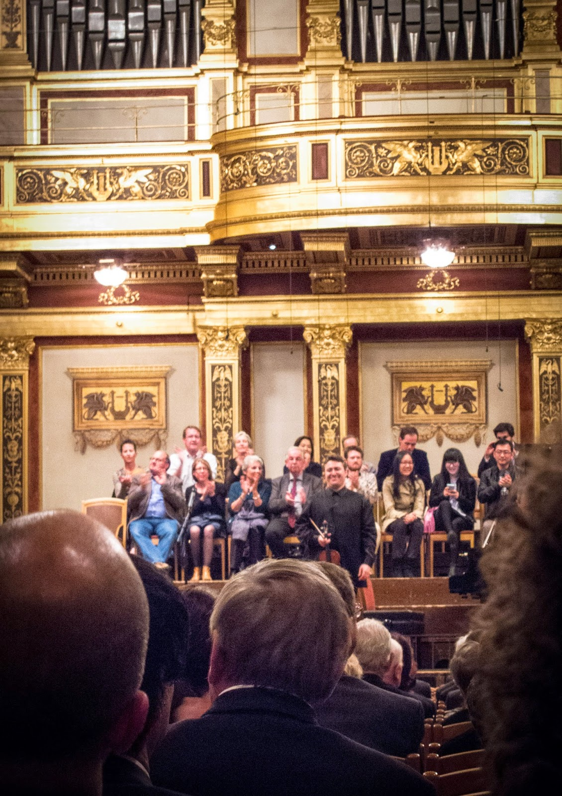 Listening Notes - Wien: マキシム・ヴェンゲーロフのリサイタル・Maxim Vengerov Solo Concert