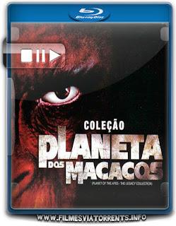 Coleção Planeta dos Macacos (1968 - 1973)