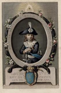 Louis XVII in Art Louisxviif