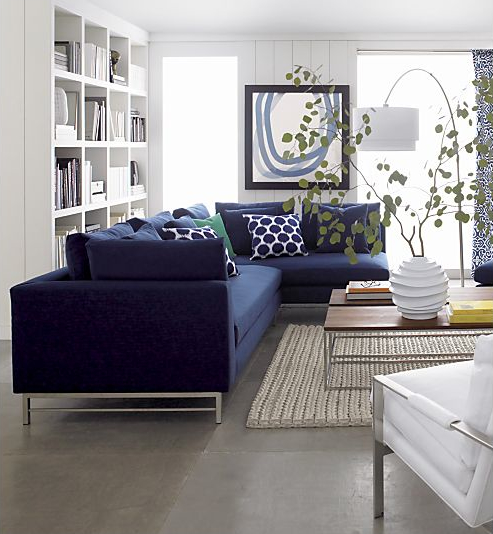 Indigo Is Quot In Quot Driven By Decor