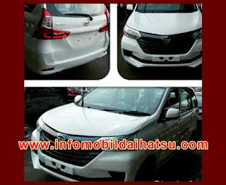 Daihatsu Xenia Facelift 2015, All New Xenia, Daihatsu Xenia 2015