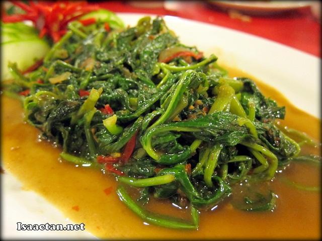 Sambal Belacan Kangkung - RM15